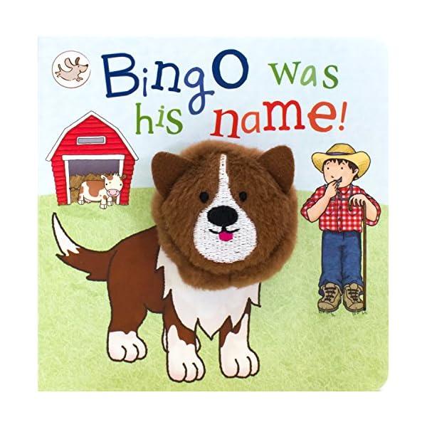 Bingo Was His Name! (Lit...の商品画像