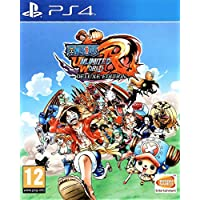 (PS4)One Piece Unlimited World Red Deluxe Editionワンピース アンリミテッドワールドレッド デラックスエディション [並行輸入品]