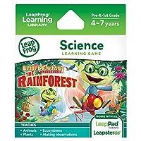 リープフロッグ(LeapFrog) レターファクトリーレインフォレストアドベンチャー LETTER FACTORY: RAIN FOREST ADVENTURE 39157