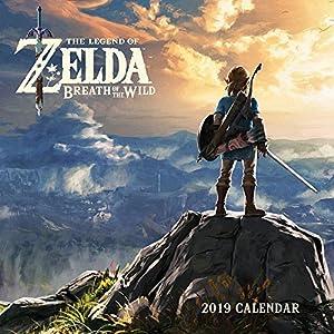 Legend of Zelda - Breath of the Wild 2019 Calendar