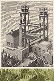 1000ピース ジグソーパズル M.C.Escher 滝(1961) (50x75cm)