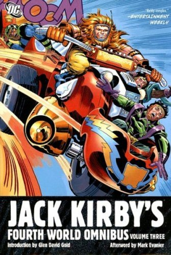 Download Jack Kirby's Fourth World: VOL 03 (Jack Kirby's Fourth World Omnibus) 1401214851
