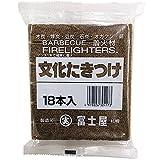 文化たきつけ☆木炭・練炭・豆炭・石炭・オガ炭・薪用簡単着火剤・屋外用(火おこしグッズ)