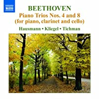 ベートーヴェン:ピアノ三重奏曲集 第4集