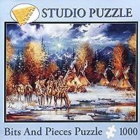 1000Piece Puzzle : Moon村bykirk Randle