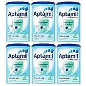 Aptamil 乳児用粉ミルク 900g x 6個セット【6ヶ月~12ヶ月】