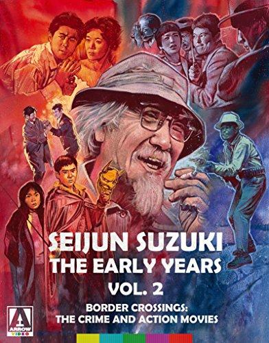[画像:Suzuki Seijun: Early Years 2/ [Blu-ray]]