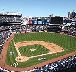 Turner(ターナー) MLB ニューヨーク・ヤンキース ヤンキースタジアム 2017 ウォール カレンダー -