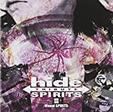 hide TRIBUTE �V -Visual SPIRITS-