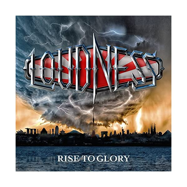 LOUDNESS『RISE TO GLORY -...の商品画像