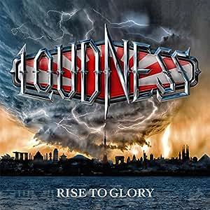 LOUDNESS『RISE TO GLORY  -8118-』【通常盤CD(伊藤政則氏による日本語解説書封入/歌詞対訳付)】