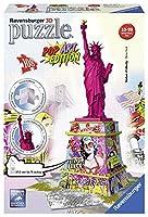 3Dパズル 自由の女神ポップアート