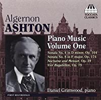 Piano Music 1 by Ashton (2011-02-08)