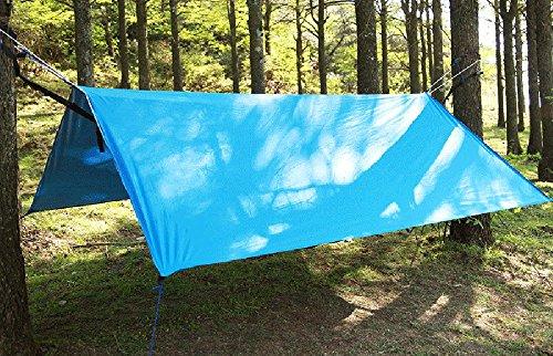 テント タープ 天幕シェード 防水タープ サンシェルター ポータブル タープUV 日焼け紫外線カット 多機能タープ