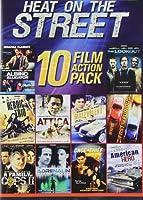 10-Film Heat on the Street [DVD] [Import]