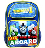 Granny 's Best Deals ( C ) Thomas The Train All Aboard Railway 16インチToddlers Kids backpack-brand新しい。