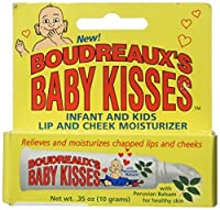Boudreaux's baby kisses lip and cheek moisturizer for infant and kids - 10 gm by Blairex Laboratories