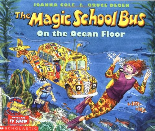 The Magic School Bus on the Ocean Floorの詳細を見る
