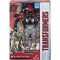 Transformers: The Last Knight Autobots Unite 28cm Flip & Change Autobot Hot Rod
