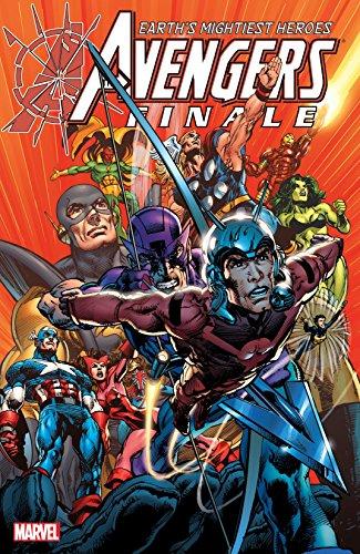 Download Avengers Finale (2004) #1 (Avengers (1998-2004)) (English Edition) B01M0LNSMN