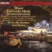 Handel: Fireworks Music