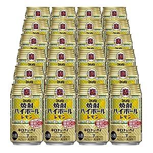 TaKaRa 焼酎ハイボール レモン 350ml×24本