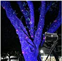 Poeland Outdoor Star Projector Lights Laser Christmas Lights 並行輸入品