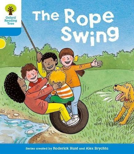 Oxford Reading Tree: Level 3: Stories: The Rope Swingの詳細を見る