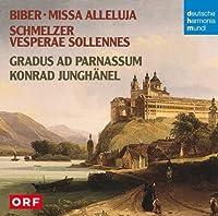 Biber Schmelzer: Missa Alleluja/Vespe