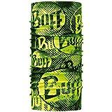 Buff (バフ) 豊富な色・柄 スペイン製 オールシーズンOK 使い方10通り以上 マルチな万能ヘッドウェア 軽量コンパクト 抗菌対応 汗をかいても匂わない 縫い目なし 吸汗速乾 フリーサイズ (LOG US) [並行輸入品]