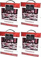 ブラッスリー・エ・コントワール テンプラニーリョ バッグインボックス 3,000ml 4本セット