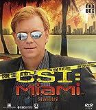 CSI:マイアミ コンパクト DVD-BOX シーズン9[KWDD-80587][DVD] 製品画像