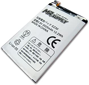 MR.SUPPLY Google Nexus 6 Li-Polymer 互換内蔵バッテリー EZ30