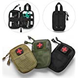 LIVIQILY Tactical Medical kit molle Accessory kit Camping First Aid Kits Medicine Storage Bag Portable Package Emergency Medi