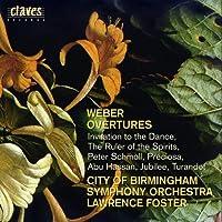 Weber:Overtures