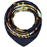 "35"" Ladies Silk Like Square Hair Scarfs and Wraps Headscarf for Sleeping"