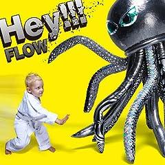 FLOW「Hey!!!」のジャケット画像
