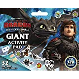How to Train your Dragon: The Hidden World: Giant Activity Pad (DreamWorks)