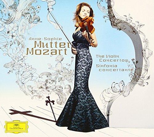 モーツァルト:ヴァイオリン協奏曲全集の詳細を見る