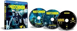 ウォッチメンBDコレクターズ・バージョン(Blu-ray2枚+DVD1枚)