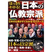 はっきりわかる!  日本の仏教宗派 (SEIBIDO MOOK)