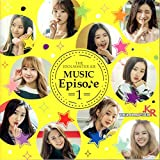 Real Girls Project(R.G.P)「THE IDOLM@STER.KR MUSIC Episode 1」 Type-B