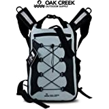 Oak Creek | Canyon Falls 30L Dry Bag Backpack | Premium Waterproof Backpack with Padded Shoulder Straps | PVC Construction |