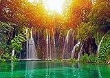 A3サイズミニポスター 翠の糸滝