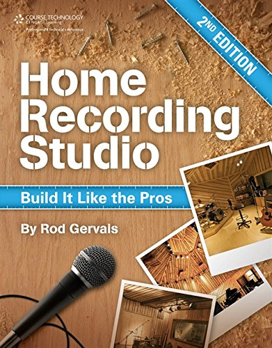 Download Home Recording Studio: Build It Like the Pros 143545717X