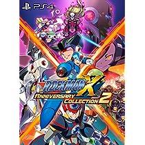 ロックマンX アニバーサリー コレクション 2 - PS4 (【数量限定特典】「ロックマンX 歴代8大ボス 有効武器早見表2」 同梱)