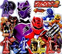 ガシャポン アクションヒーロー 獣拳戦隊ゲキレンジャー2 全6種