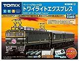TOMIX Nゲージ ベーシックセットSD トワイライトエクスプレス 90172 鉄道模型 入門セット