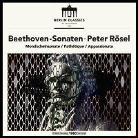Beethoven: Piano Sonatas [12 inch Analog]