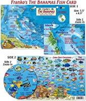 Franko Maps Bahamas Fish ID for Scuba Divers and Snorkelers by Unknown